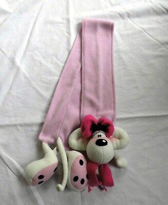 Cooperativa Diddl Sciarpa In Rosa-diddelina (lunghezza: 90cm)-mostra Il Titolo Originale Altamente Lucido
