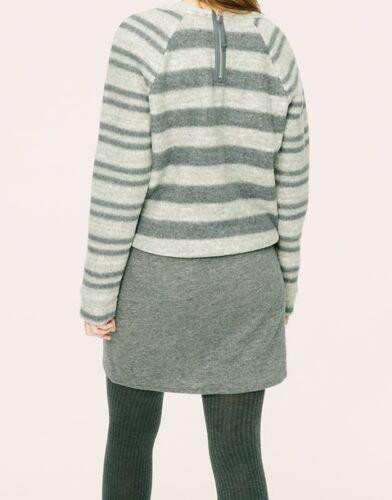 Ann Taylor LOFT Lou /& Grey Fogstripe Sweatshirt Pullover Various Sizes NWT Grey