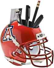 ARIZONA WILDCATS NCAA Schutt Mini Football Helmet DESK CADDY