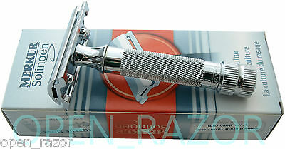 Merkur Solingen 34C Double Edge Safety Razor