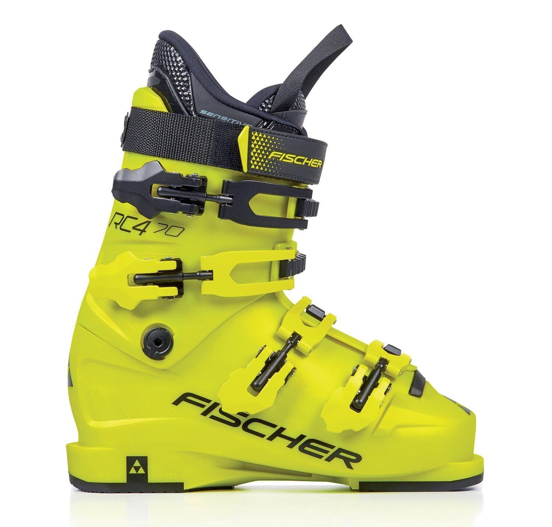 Fischer RC4 70 Junior Kinder Skischuhe Flex 70 Skistiefel Jugend Stiefel 2019