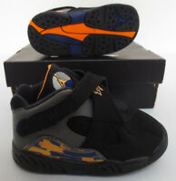 Jordan 8 Retro Td Toddler 7c Michael Jordan 305360 043 Child Shoes Phnx Suns