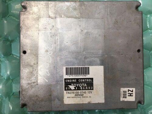 2003-2004 Toyota Camry ecu ecm computer 89661-06A02