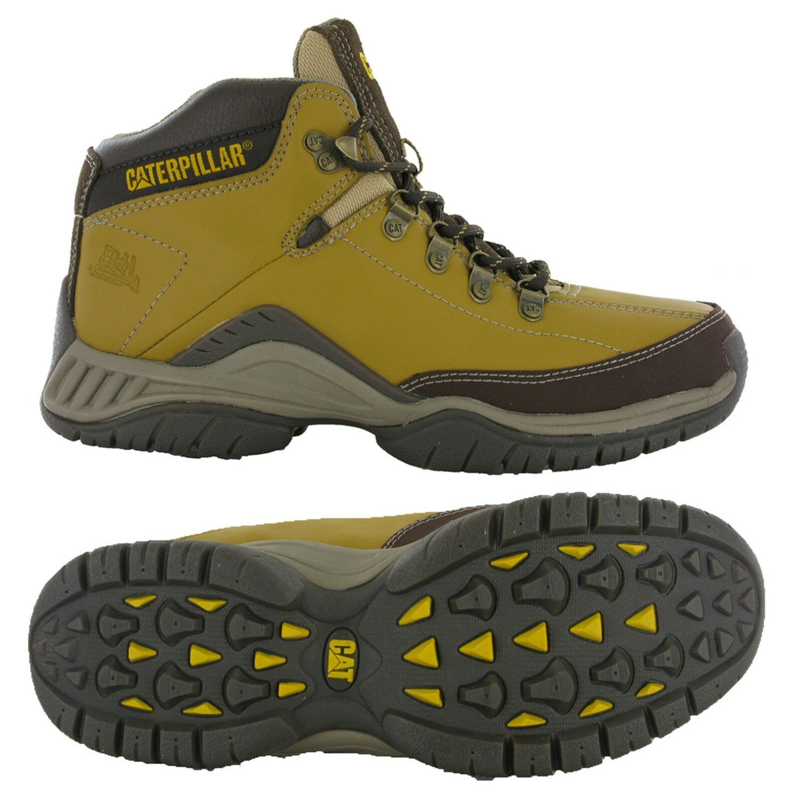 Caterpillar Collateral Lace Up Fashion Stiefel Stiefel Fashion 35545d