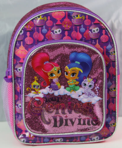 Kids Backpack School Bag Rucksack  Paw Patrol Dory Batman Pokeman Pony Shimmer