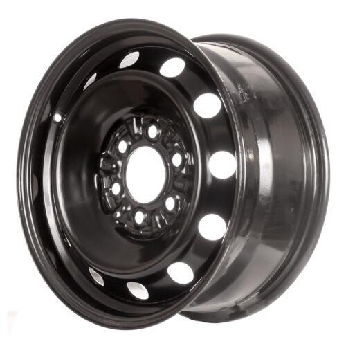 03547 Refinished Ford F150 Truck 2004-2012 17 inch Black Steel Wheel Rim