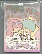Sanrio Little Twin Stars Tiered Notepad Bow