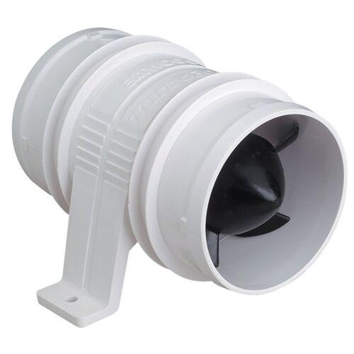 Marine Blower 3in 12V In-Line Ventilation Fan Turbo 3000 Bilge Boat Parts 120CFM