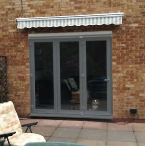 separation shoes 2a5ef 92a88 Details about uPVC Bifolding Patio Doors | White, Oak, Grey, Rosewood,  Cream | High Quality