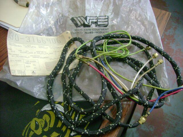 agco/white/massey/oliver/moline wire harness p/n 30-