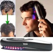 Luxury Power Grow Laser Comb Brush Hair Loss Hair Growth Regrowth Treatment Kit