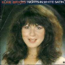"Elkie Brooks Nights In White Satin + Lilac Wine (Live) UK 45 7"" sgl +Pic Slv"