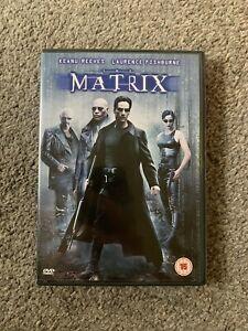 The Matrix DVD | eBay