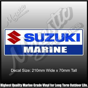 SUZUKI-MARINE-210mm-x-70mm-BOAT-DECAL