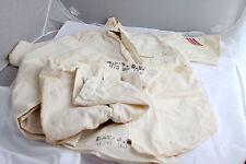 Vintage US NAVY SAILOR Uniform White Vietnam Era Patches