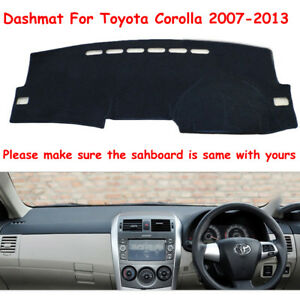 Dashboard Mat Original Factory Shape Pad Protection Cover Carpet Dashmat Special Model For Honda City 2008 High Safety Floor Mats