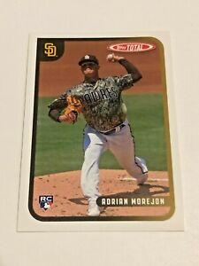 2020 Topps Total Baseball Wave 9 Rookie - Adrian Morejon RC - San Diego Padres