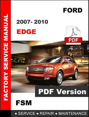 wiring diagram for 2008 ford edge ford edge 2007 2008 2009 2010 service repair workshop manual with  ford edge 2007 2008 2009 2010 service