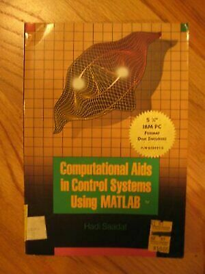 Computational AIDS in Control Systems Using Matlab (McGraw-Hill series in electr