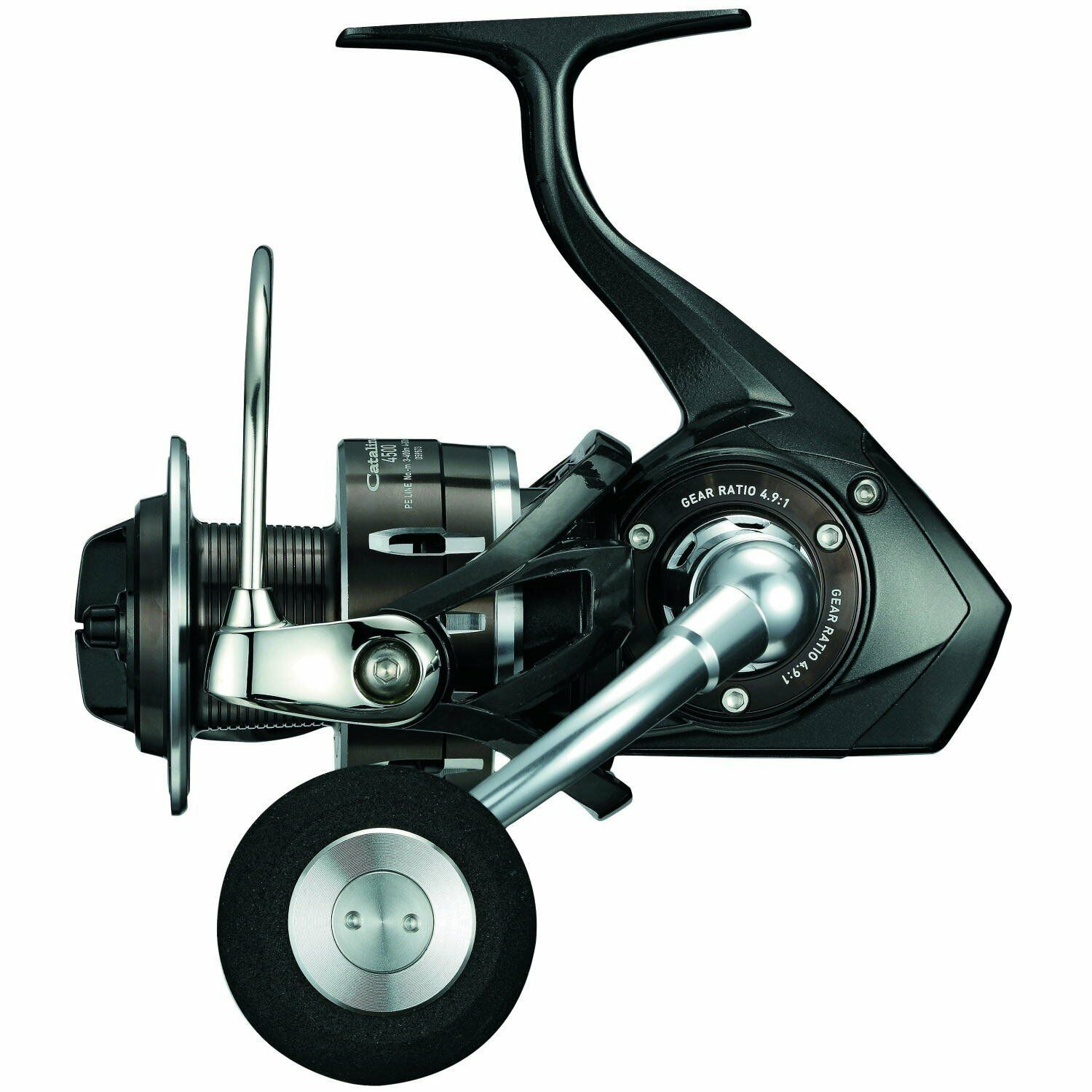 Daiwa 16 Catalina 4500H Spininng Reel CRBB from Japan New