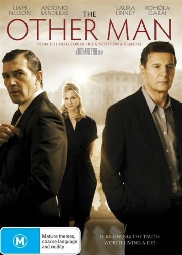 1 of 1 - The Other Man-DVD VERY GOOD CONDITION FREE POSTAGE AUSTRALIA WIDE REGION 4