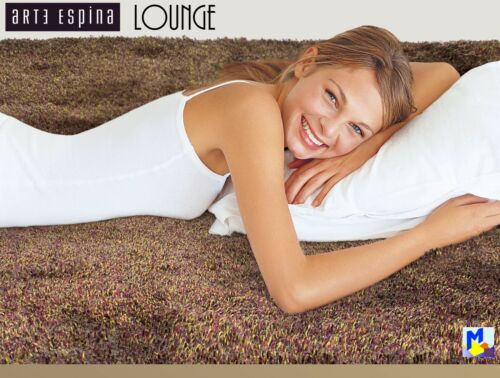 tapis Arte Espina Lounge Collection tango 170x240 Neuf Différentes Couleurs Soldes