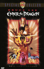 Enter the Dragon (DVD,1998, 25th Anniversary Special Edition) NEW,same day ship