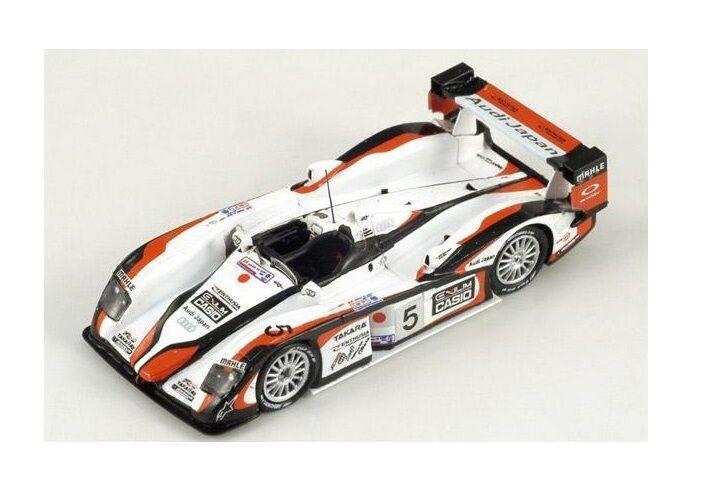 Audi Champion Racing  5 Capello-Ara  Winner Winner Winner Le Mans  2004 (Spark 1 87   87LM04) cca545