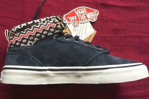 2 Wall Off Disp New Pelle The Ex Edition Mountain Mte taglia 5 Vans Blue Uk v6pnFF