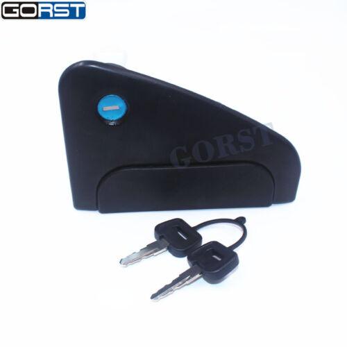 Door Handle For Daf Cf65 Cf75 Cf85 Truck 1651634 1651634 1328724 1328725 1617040