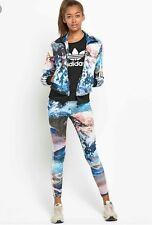 Adidas originals mountain clash suit..2 piece..leggings and jacket