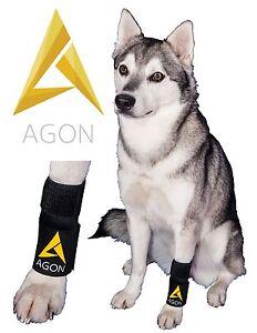Dog Wrap Front Leg Brace Canine Limb Injury Elbow Paw Compression Wrist Support Pratique Pour Cuire