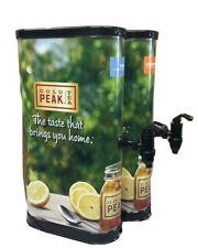 2 Schroeder America 925 Beverage Tap Dispenser Fountain Soda Tea Sweet Tea Urn
