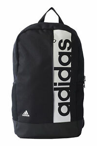 8c4a39b4ff6 adidas S99967 Backpack Training Linear Performance Bag Black Workout ...