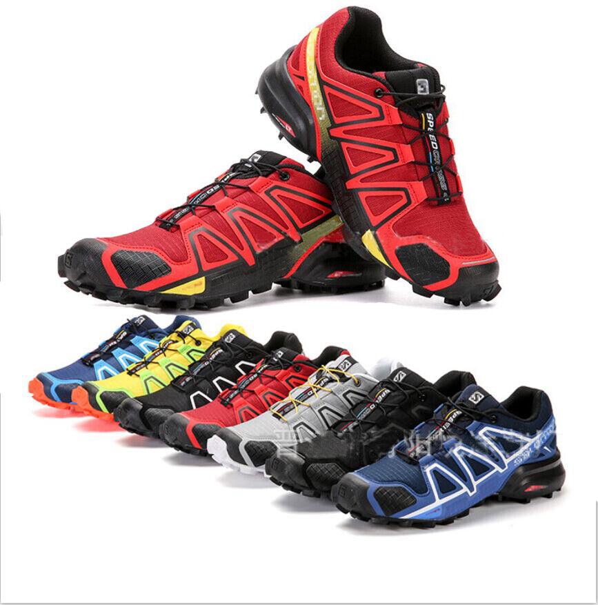 Herren Schuhe Salomon Speedcross 4 Outdoorschuhe Laufschuhe schuhe Größe 40-47