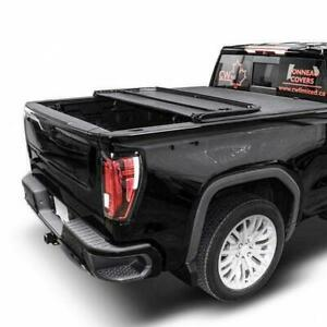 Soft Tri Fold Tonneau Covers Bed Covers Chevy GMC Ford F150 F-150 Dodge RAM 1500 Silverado Sierra Tonno Covers Canada Preview