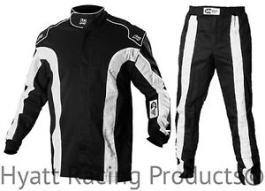 K1-Triumph-2-2-Piece-Auto-Racing-Fire-Suit-SFI-1-All-Sizes-amp-Colors