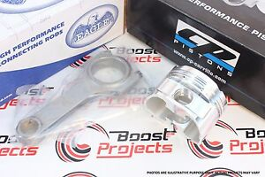 CP-Pistons-Eagle-Rods-For-Honda-B16A-Bore-81mm-STD-9-8-1-CR-SC7110-CRS5290H3D
