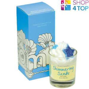 SHIMMERING-SANDS-PIPED-CANDLE-BOMB-COSMETICS-COCONUT-BEACHY-OZONIC-SCENTED-NEW