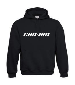 Men-039-s-Hoodie-I-Hoodie-I-Can-Am-I-Patter-I-Fun-I-Funny-to-5XL