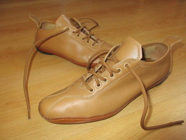 Chaussures Prada Marron Taille 37 à - 80%