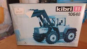 Doux Kibri 10648 Mb Trac 1330 Pelle 1/87 Ho Suppression De L'Obstruction