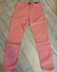 Gant Jean Tyler Hose Comfort Short W34 L34 Vintage Coral Altrosa Regular Fit
