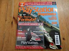Official UK PlayStation Magazine - Issue 24 + PS1 Demo Disc - Formula 1 '97