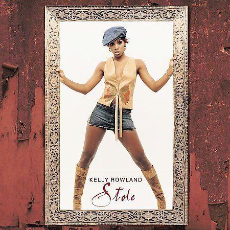 "Kelly Rowland ""Stole"", CD Single, Like NEW, FREE Postage"