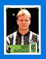 FOOTBALL 95 BELGIO Panini - Figurina-Sticker n. 98 - B. RENTY -CERCLE BRUGGE-New