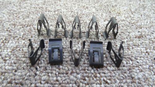 Adorno de metal del panel de control de Consola Frontal Opel Clips Sujetador