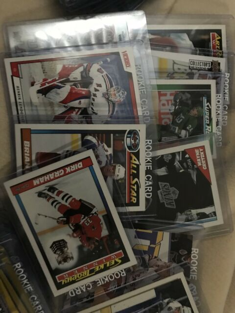 NHL Hockey Cards Packs! CHANCE TO WIN WAYNE GREZKEY ROOKIE CARD!!!