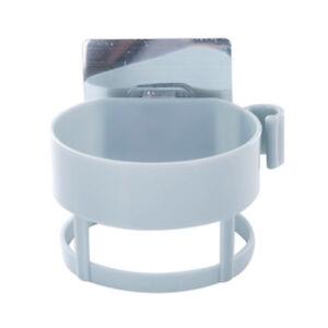 Sturdy-Creative-DIY-Blower-Rack-Toilet-Blower-Hanger-Bathroom-Shelves