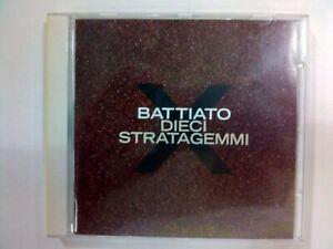 CD-FRANCO-BATTIATO-DIECI-STRATAGEMMI-ATTRAVERSARE-IL-MARE-PER-INGANNARE-IL-CIELO